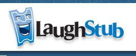 laugh stub
